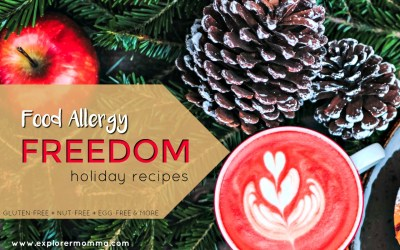 Food Allergy Freedom Holiday Recipes