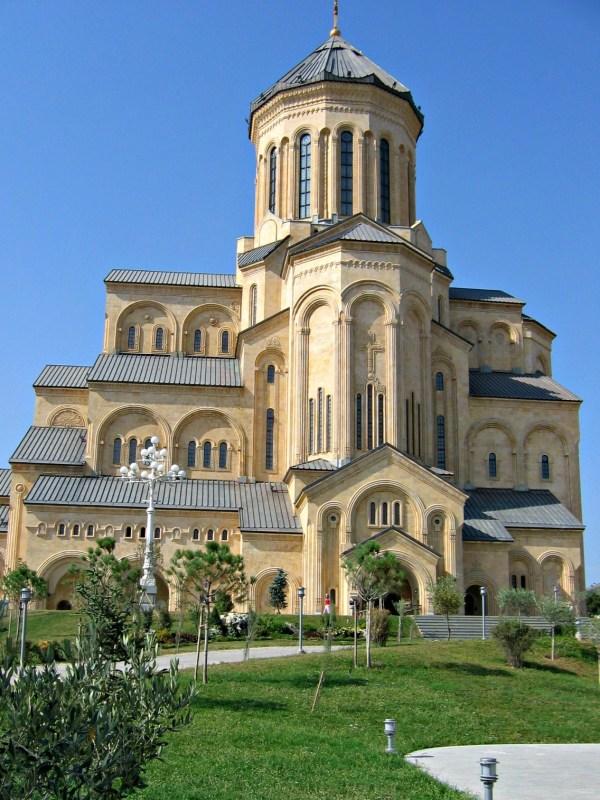 Sameba (Trinity) Cathedral, Tbilisi