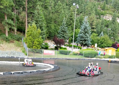 Things to do in Ruidoso, New Mexico Funtrackers car
