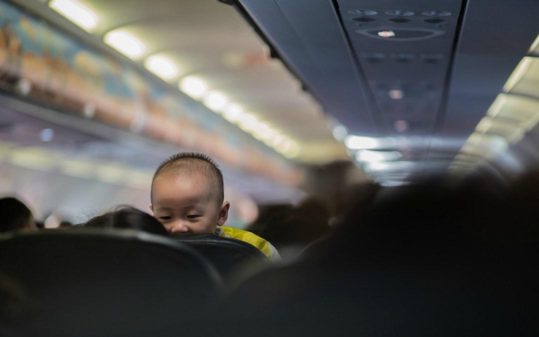 Kids Airplane Activities: Airplane BINGO