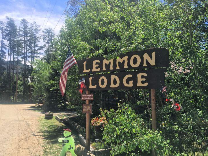 Lemmon Lodge, Grand Lake, CO #grandlakeco #lemmonlodge