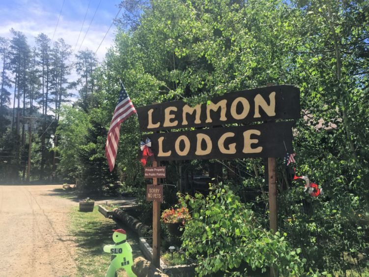 Lemmon Lodge, Grand Lake, CO #grandlakeco #lemmonlodge
