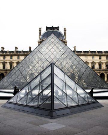 Louvre pyramids, Let's Plan a Trip to Paris