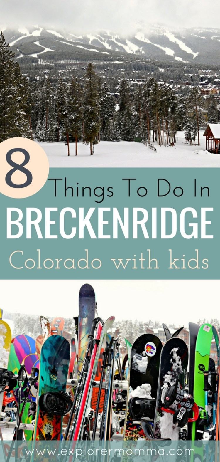 Things to do in Breckenridge, CO with kids