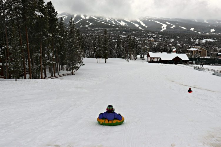 Things to do in Breckenridge, Colorado sledding