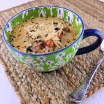 Creamy Keto Italian Sausage Soup