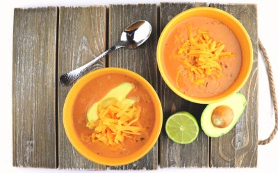Keto Taco Soup