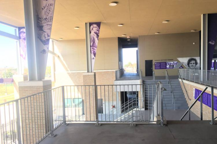 ACU stadium, Abilene TX #acuwildcats #familytravel