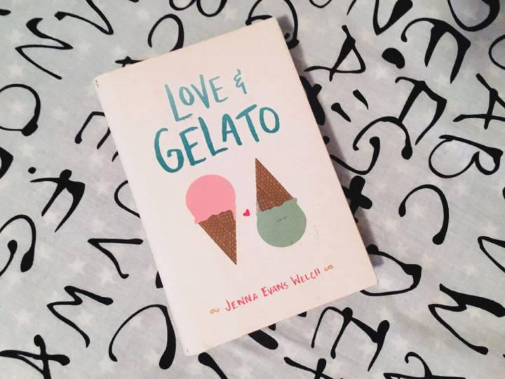 Love & Gelato, Italy, YA books to inspire wanderlust #yabooks #booklist #bookstoread