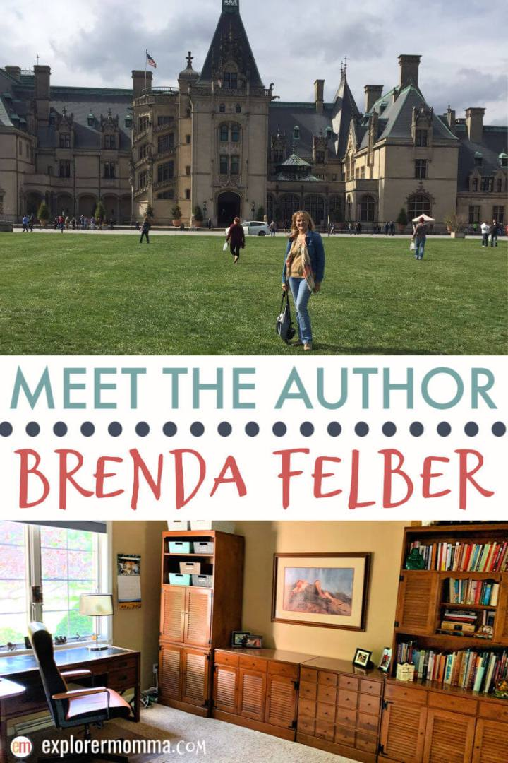 Meet the Author Brenda Felber and check out her series of middle grade mysteries, one set in each state with a bit of the paranormal thrown in. #middlegradebooks #middlegrademysteries