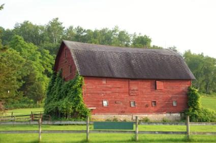 Old farmhouse, WI.