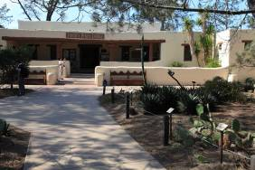 Visitor Center and Museum