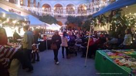 Prado Courtyard at December Nights