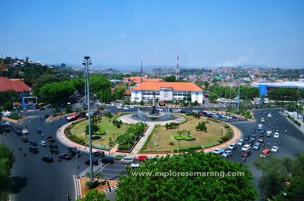Explore Semarang Tugu Muda