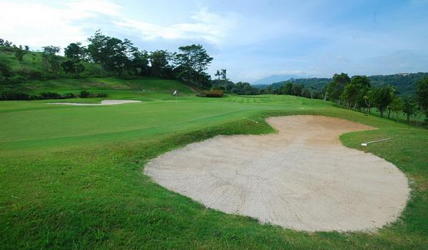 Green gombel golf Semarang