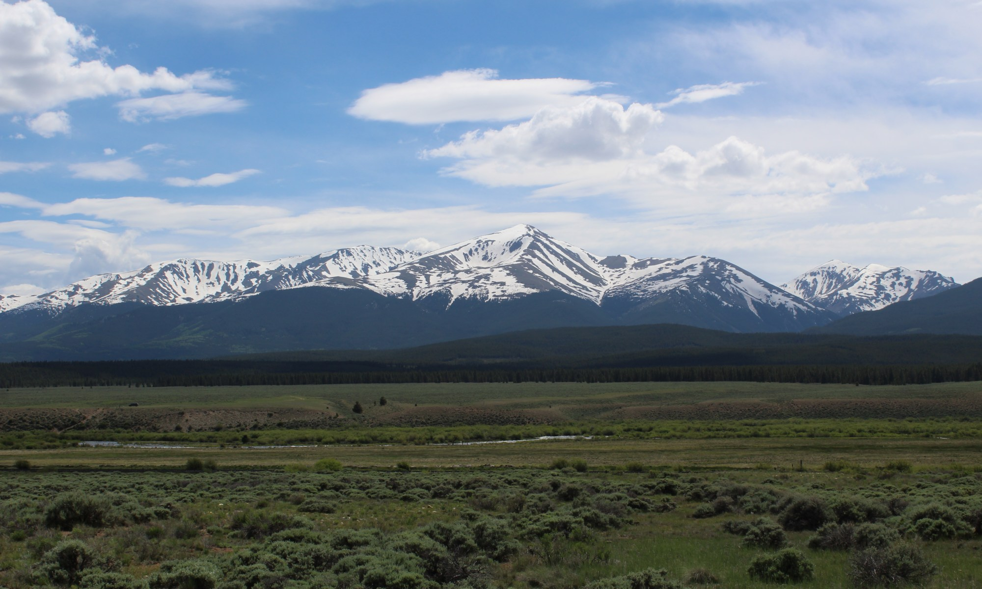 Mount Elbert 6-30-19
