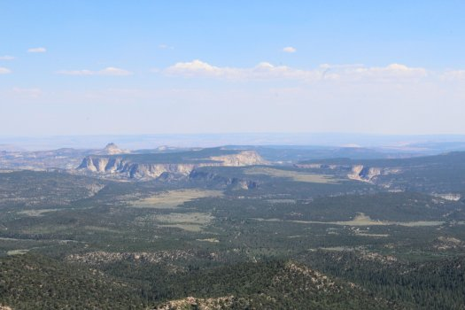 View from Yovimpa Point - Bryce Canyon National Park