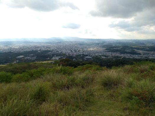 View from Mt. Wakakusa - Nara, Japan