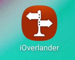 iOverlander Logo