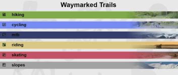Waymarked Trails