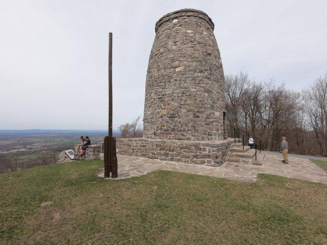 Washington Monument - 03-27-2021