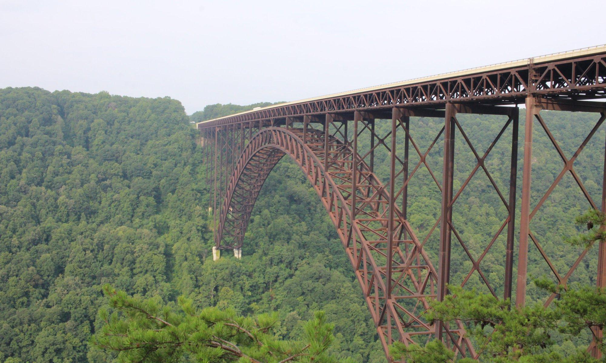 New River Gorge Bridge - 07-25-21