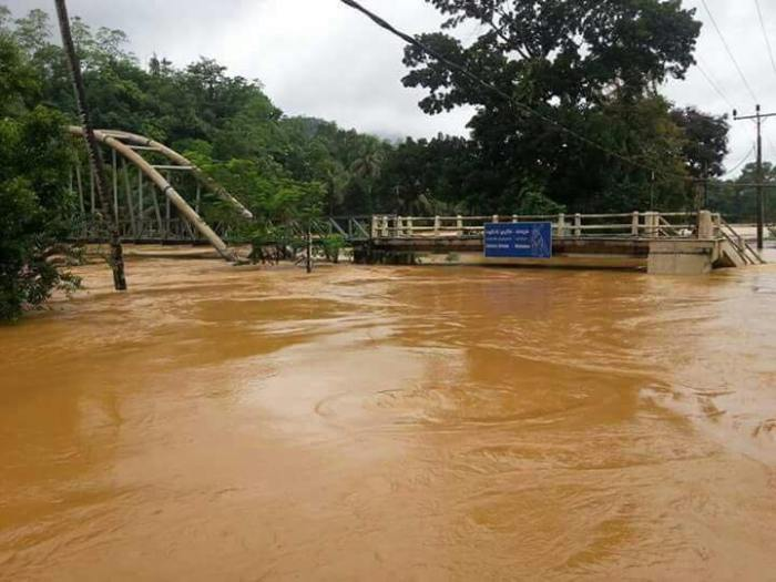 Sri Lanka flood - Hiniduma
