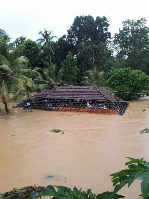 Sri Lanka Flood 2017