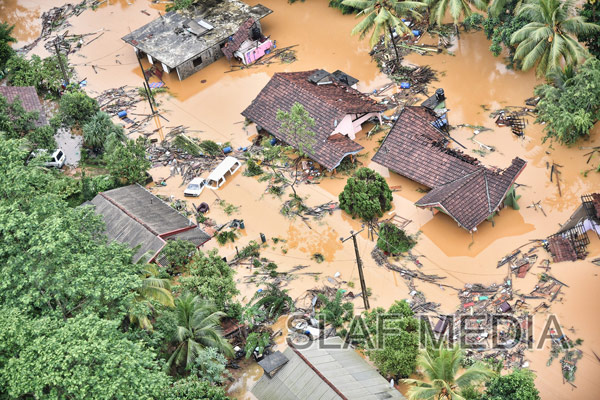 Sri Lankan Flood 2017