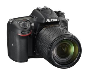 My Gear - Nikon D7200