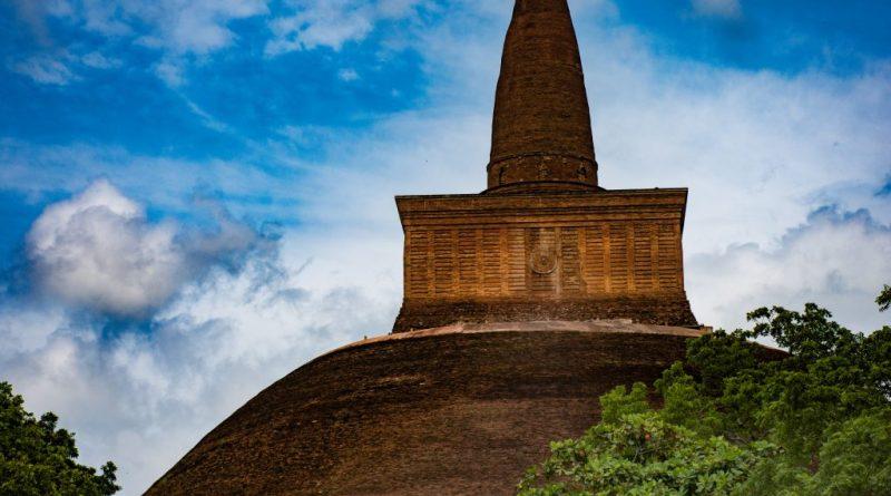 Abhayagiri Stupa