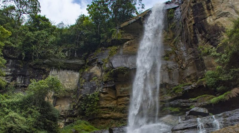 Ramboda Falls – One of a Kind