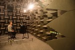 Anechoic Chamber and hearing defender test rig