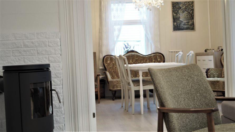 Hus til ferie i Skånevik