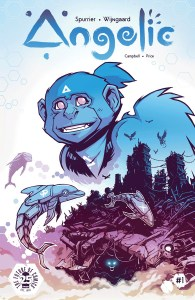 Angelic #1 Cover