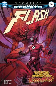 The Flash #30 Cover