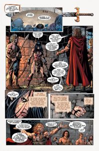 Wonder Woman/Conan #1 Page 3