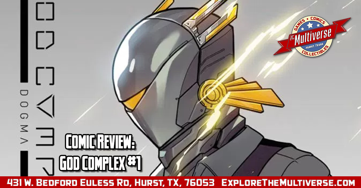 Comic Review - The God Complex #1