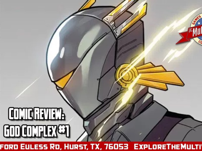 Comic Review – The God Complex #1