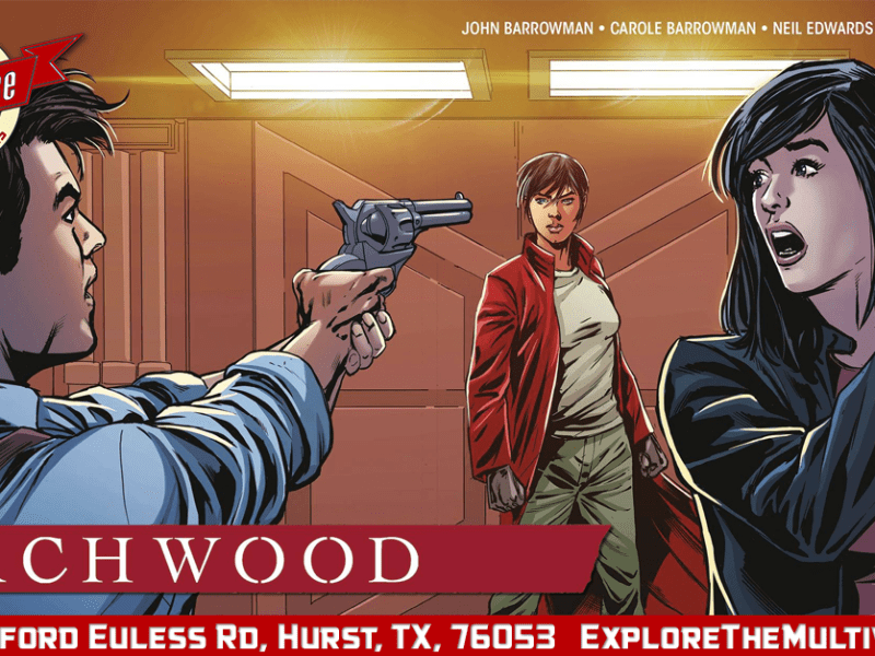 Comic Review – Torchwood: The Culling #1