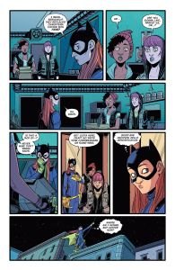 Batgirl: Son Of The Penguin Page 2