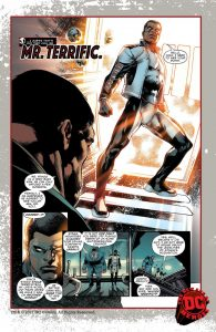The Terrifics #1 Page 2