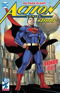 Action Comics #1000 Cover