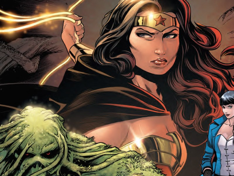 Comic Review – Justice League Dark #1