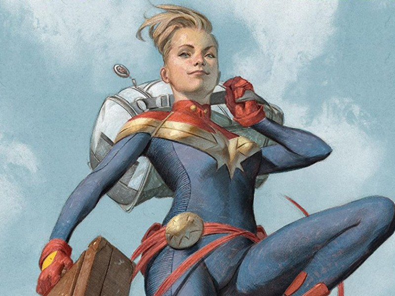 Comic Review – The Life Of Captain Marvel #1