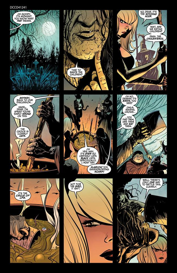 Catwoman Tweety Sylvester Special 1 Page 1