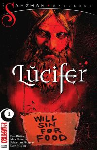 Lucifer #1 Cover