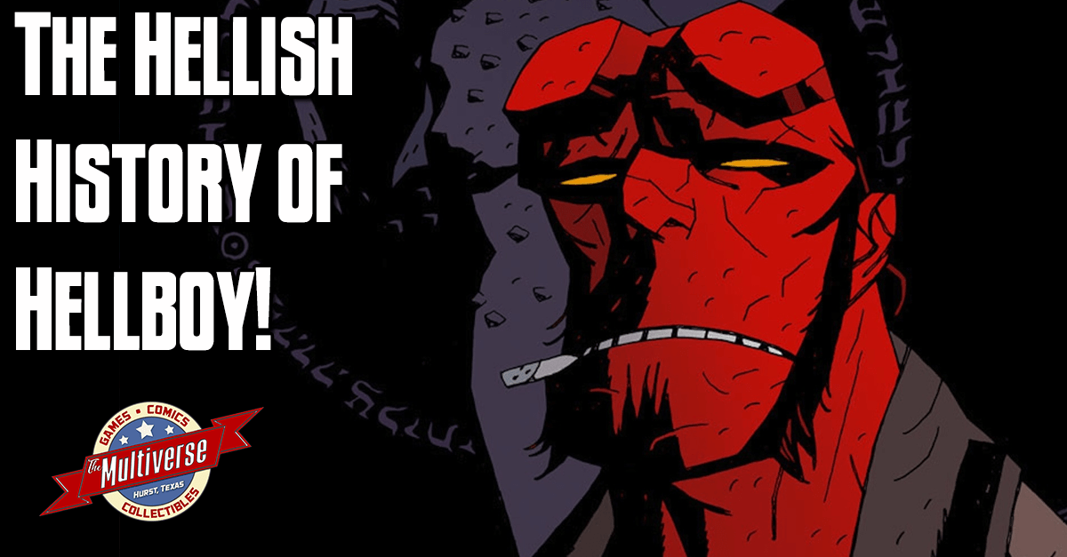 The Hellish History of Hellboy