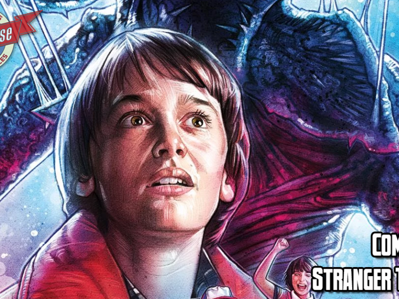 Comic Review – Stranger Things #1