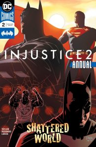 Injustice 2 Annual #2 Cover
